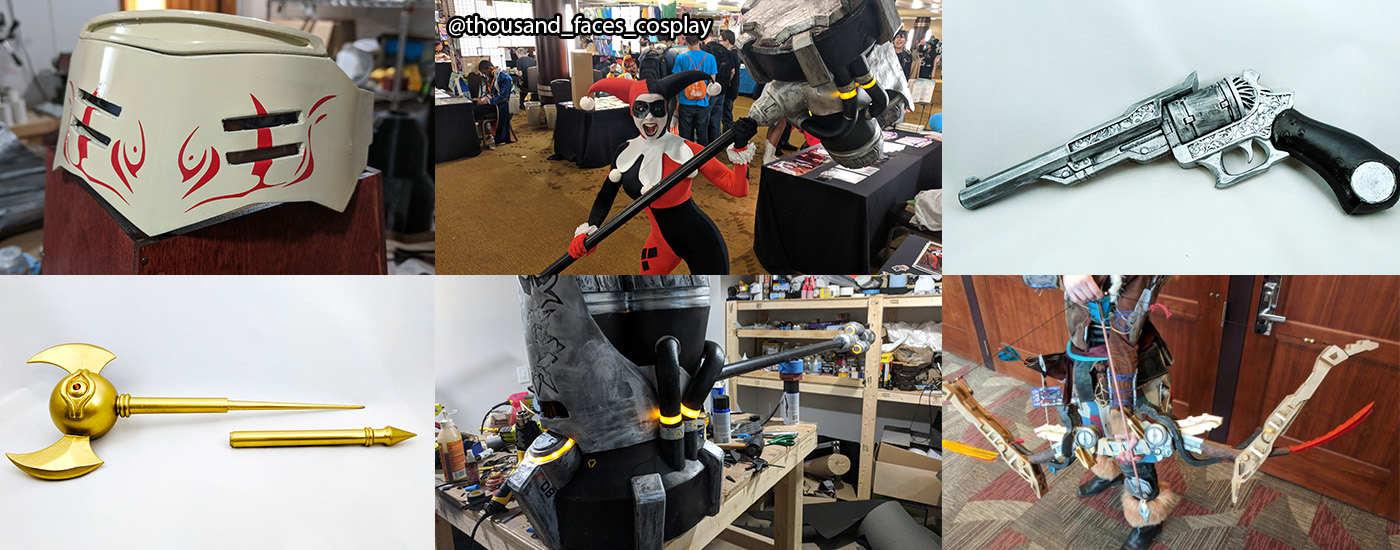Building Amazing Cosplay Props